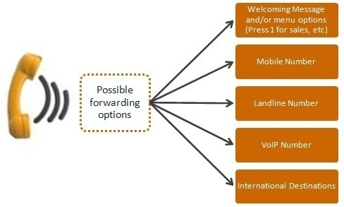 Call Forwarding Options
